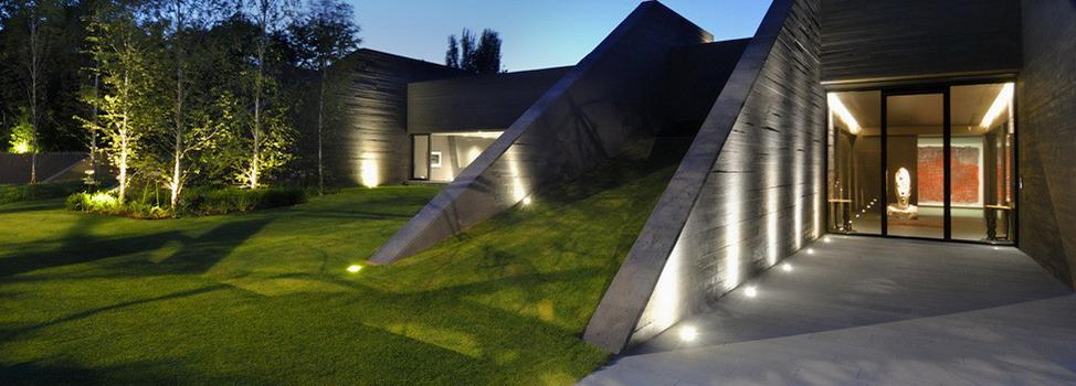 Проект Concrete House II