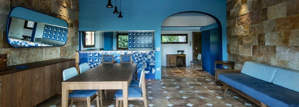 Кухня из нержавеющей стали от Abimis на средиземноморской вилле